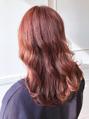 赤髪もかわいいです☆