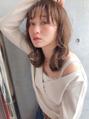 【松盛友美子】レイヤーにパーマが人気^^