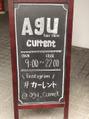 アグ ヘアー カーレント 天文館店(Agu hair current)Instagram始めました!!