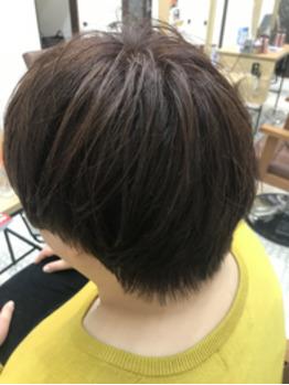 白髪染めでも明るいカラーあります!_20200119_1