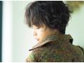 ショートのパーマスタイルは平巻きウェーブ+毛先巻き