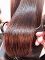 月額3333円で白髪染め、艶髪Trで毎月ツヤサラな美髪に