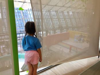 【子連れ3】福岡アジア美術館_20180620_2
