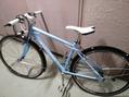 クロスバイク!