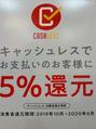 5%還元~