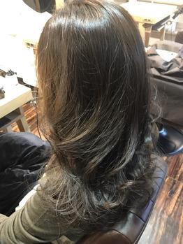 オレンジが気になる髪質に_20171121_1