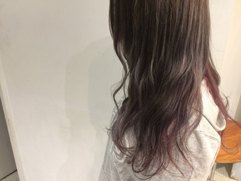 GRAY X PINK ☆★_20180228_1