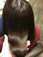 今年の集大成【今の髪のまま】過ごしても平気ですか?