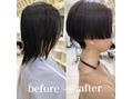 エゴヘアコレクション(EGO HAIR COLLECTION))お客様スタイルハンサムショート