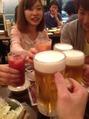 6月の飲み会の模様☆