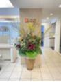 今週のお花も素敵です!いつもありがとうございます!