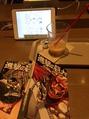 梅田で休憩。漫画読む。