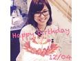 Happy birthday Manami ♪