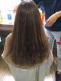 ヘアサロン ナノ(hair salon nano)ストデジ