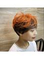 オレンジカラー!!