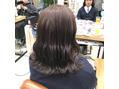 卒業☆初カラー