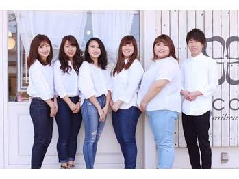 milieu自慢の店内紹介・スタイル写真でInsta映え☆_20180922_2