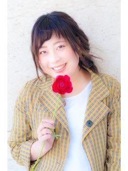 ★相田美髪通信351・相田まさかのアレンジ記事を書く!_20160411_4