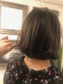 #オギノの髪ログ#ボブ