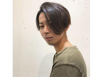 メンズカット/ジョンコナー/ショートスタイル_20181212_2