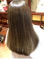 【マイナス5歳】艶髪カラー♪