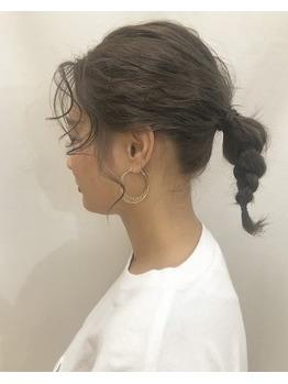 前髪がポイント☆おしゃれヘアアレンジ_20191205_1