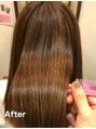 今から紫外線防止・エイジング毛のうねり対策を!