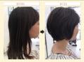 イメチェンしながらスタイリング楽なヘアはカット重要