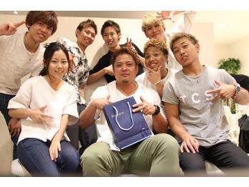 オーナー渡辺哲也の誕生日でした!!_20170714_1