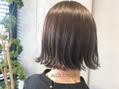ヘアサロンガリカアオヤマ(hair salon Gallica aoyama)春に向けたおすすめカラー☆ベージュカラー☆
