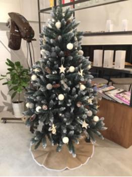 初のクリスマスに向けて、、、_20181128_1