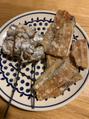 太刀魚の串焼き