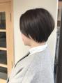 【木村オススメ】前上がりだけど前下がりに見える髪型