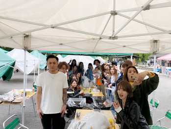 BBQ!! 【立川/LUXIS】_20190509_1