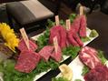 美味しいお肉[高田馬場 美容室 Ai おすすめ]