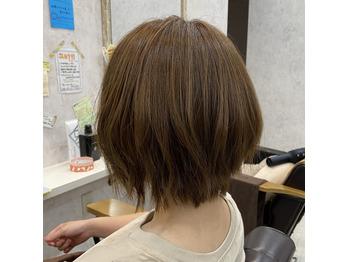 カラーカット!川村Asami_20200726_2