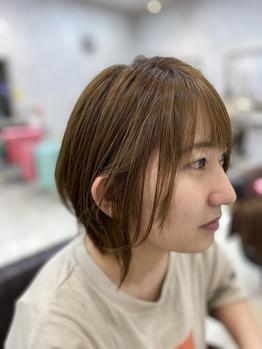カラーカット!川村Asami_20200726_3