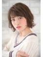 【新宿 joemi】今年のショートは外はね感がおススメ♪