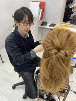 頑張り屋さんのサバ。川村Asami_20200216_3