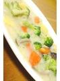 簡単料理ですo(*^▽^*)o~♪