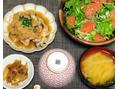 先日の夕食