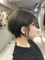ばっさりshort hair☆ARISA