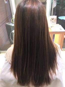 髪の毛ってこうやって綺麗になっていくんです。_20170713_2