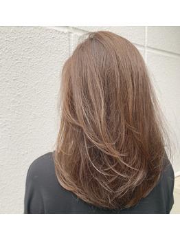 レイヤーで毛流れ美人☆DAISUKE_20190718_1