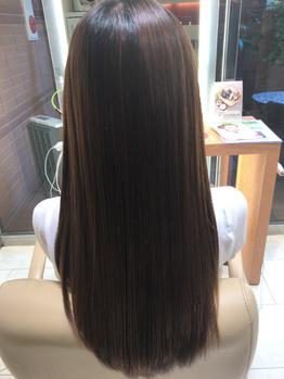 髪の毛ってこうやって綺麗になっていくんです。_20170713_3