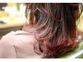 Now & Then『ピンクグラデーションカラー』♪♪