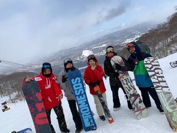 新年早々・初滑り~☆_20190104_1