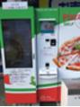 ピザの自販機
