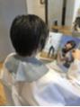 直毛の方におすすめのメンズパーマ。