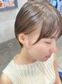アフロート ショウナン(AFLOAT SHONAN)ショートのインナーカラー【北澤怜子】